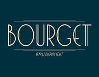 BOURGET Font