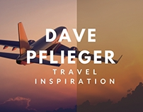 David Pflieger Travel Inspiration