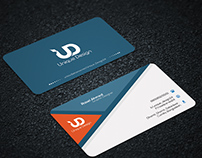 Outstanding Business Card