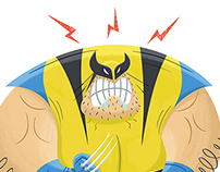 Wolverine- Berserker Rage!