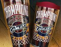 2016 NBA Finals Design