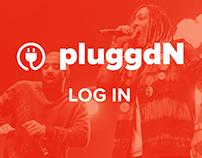 PluggdN Music/Concert App