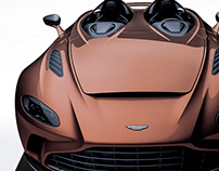2020 Aston Martin V12 Speedster Copper