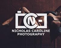Nicholas Caroline Photography logo design