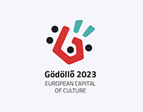 Gödöllő 2023 - Branding Concept