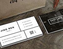 East Lake Business Card