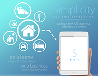 Simplicity Building Automation | Brand Identity