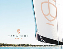 Tamanghe Boats - Logo & Branding