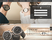 WatchMe Brand Landing Page
