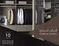 Creative Closets_Press Ads