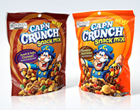 Cap'n Crunch Snack Mix