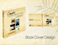 Camotes Islands Book Cover Design