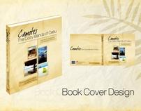 Camotes Islands Book Cover Design