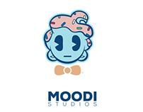 Moodi Studios Logo Animation