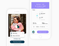 BlaBla Car Concept App