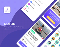 DoYou - User Interface Breakdown