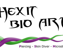 Hexit Bio Art