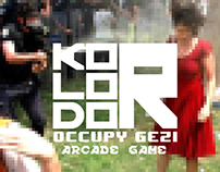 Occupy Gezi Arcade Game