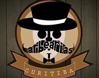 Barbearias Curitiba - Projeto Acadêmico