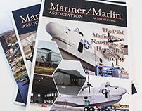 Magazine and Website Design - Mariner Marlin Asso.