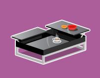 Virtual Goods - Furniture