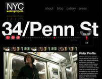 NYC Metro Project