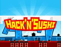 Hack'n'Sushi