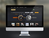 Niche Records Website