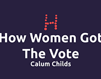 How Women Got The Vote