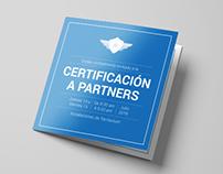 Invitación a Certificación - Square Invitation