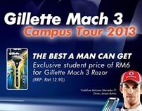Gillette Campus Tour 2013