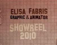 SHOWREEL 2010 - GRAPHIC & ANIMATOR