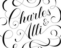 Charles & Alli