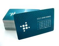 ECCAM Consulting Business Cards