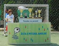 Agencies Football Cup 2013 - event design