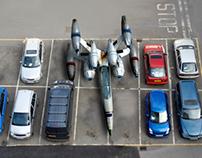 Sci Fi Parking