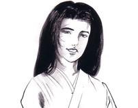 Japanese geki-ga