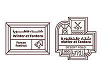 Winter at Tantora - Al Fursan Race - Desert Polo