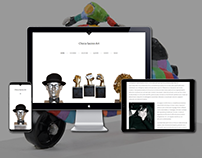 Website wordpress | Artist