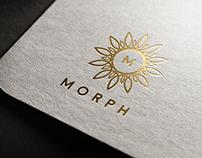 Morph logo design