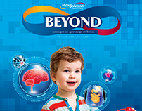 Campaña BEYOND ( Mead Johnson )