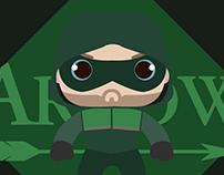 Green Arrow - Funko Pop