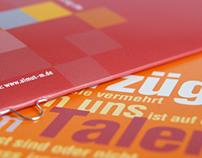 "Brochure ""Clara führt"""