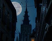 Escenas nocturnas