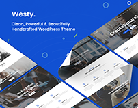 Westy - Responsive Multi-Purpose WordPress Theme