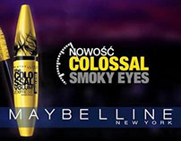 TV # Meybelline Colossal Smokey