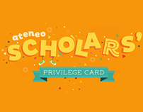 Scholars' Privilege Card