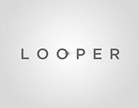 Looper - International Key Art