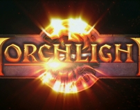 Torchlight 1 Logo Animation