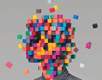 Portrait of the Creative in the Digital Age for Adage